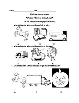Wheels assessment