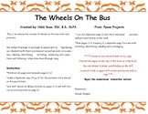 Adapted Modern Interactive Wheels on the Bus Speech and La