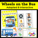 Wheels on the Bus Interactive Resource for Autism Special