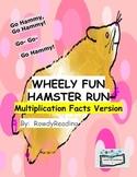 Wheely Fun Hamster Run- Multiplication Game