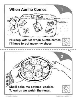 When Auntie Comes