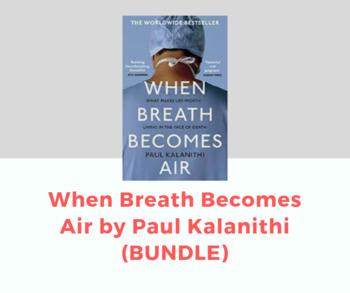 When Breath Becomes Air BUNDLE