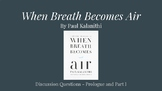 When Breath Becomes Air: Book Discussion and Test