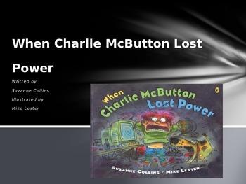 When Charlie McButton Lost Power Amazing Words Scott Foresman Grade 3