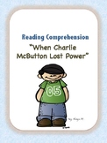 When Charlie McButton Lost Power Comprehension