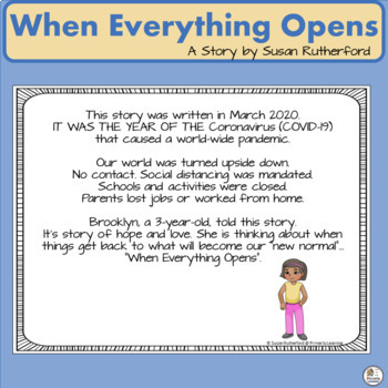 When Everything Opens | Response Story | Distance Learning COVID19