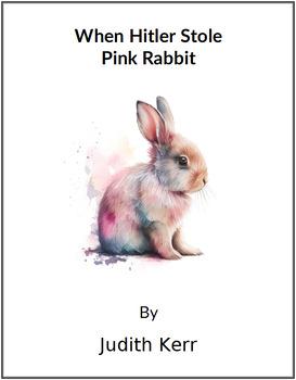 When Hitler Stole Pink Rabbit -  (Reed Novel Studies)