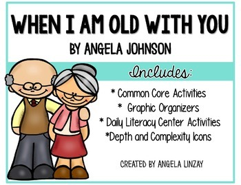 When I Am Old With You: Aligning 1st Grade Houghton Mifflin to the Common  Core