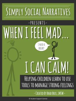 When I Feel Mad, I Can Calm! Social Narrative, Social Story