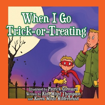When I Go Trick-or-Treating eBook & Audio Track