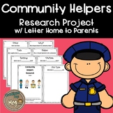 Community Helper Research Packet