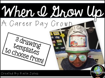 When I Grow Up {Career Day Crown}