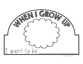 When I Grow Up [Career Day Crown]