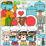 When I Grow Up: Chef Clip Art - Cooking Clip Art - CU Clip