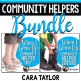 When I Grow Up - Community Helper Bundle