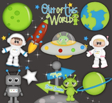 When  I Grow Up.. I wanna be An Astronaut CLIP ART clipart Cu Ok ~ Space Careers