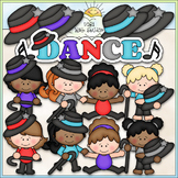 When I Grow Up: Jazz Dancer Clip Art - Jazz Clip Art - Dance - CU Clip Art & B&W