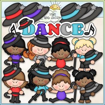 When I Grow Up: Jazz Dancer Clip Art - Jazz Clip Art - Dance - CU Clip Art & B&W