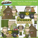 When I Grow Up - Little Forest Ranger