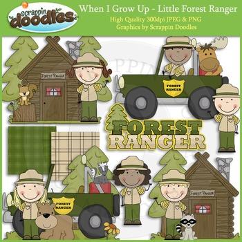 When I Grow Up - Little Forest Ranger