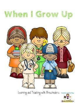 When I Grow Up e-Book