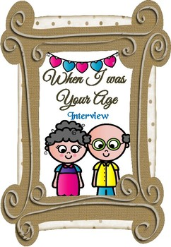 When I Was Your Age (Interview)