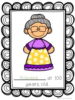 When I am 100 years old...