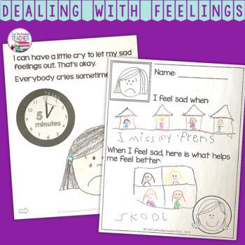 Feelings story!