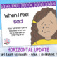 Identifying feelings, emotions  starring girls   Distance Learning