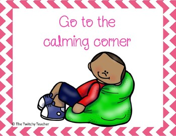 Quot When I M Angry I Can Quot Calm Down Strategies Posters By