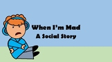 When I'm Mad-A Social Story