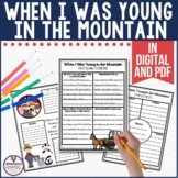 When I was Young in the Mountain Book Companion