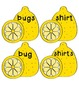 When Life Gives You Lemon(s) - Activity on Plurals