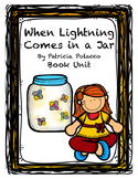 When Lightning Comes in a Jar Book Unit