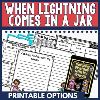 When Lightning Comes in a Jar Book Companion in Digital and PDF Formats