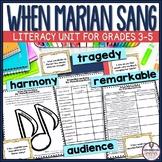 When Marian Sang Book Companion
