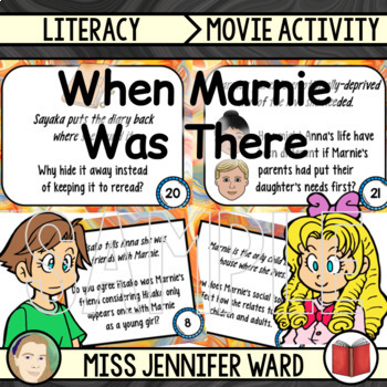 When Marnie Was There: Discussion Cards / Presentation
