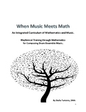 When Music Meets Math