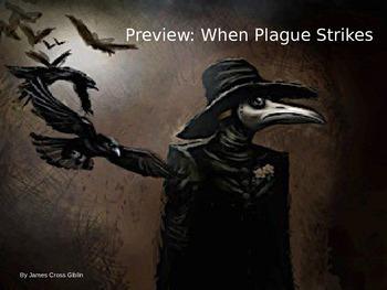 """Black Plague Nonfiction Unit- """"When Plague Strikes"""""""