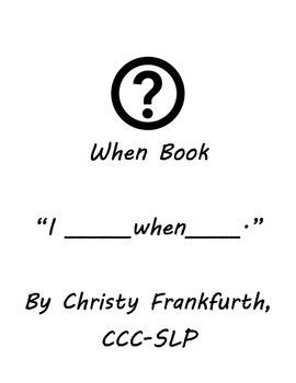 When Question Book