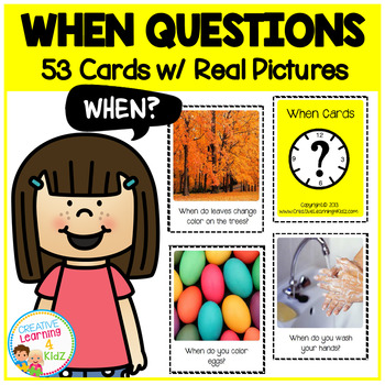 When Question Cards