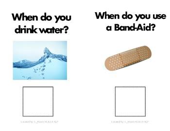 When Question Flipbook