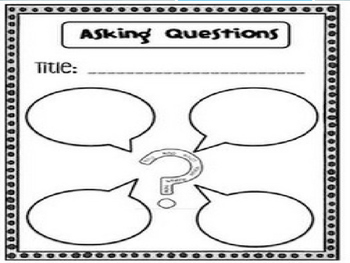 When Questions Mini Lesson and Independent Practice