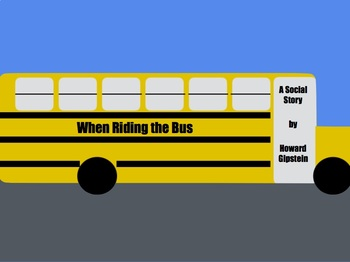 When Riding the Bus