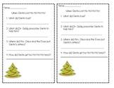 When Santa Lost His Ho! Ho! Ho! Comprehension Test