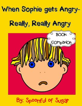 When Sophie Gets Angry (Story Companion with QR codes for your iPad)