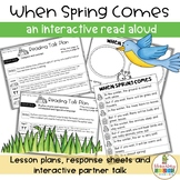 When Spring Comes Read Aloud