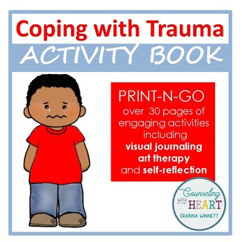 Coping with Traumatic Events Activity Book (Print-N-Go)