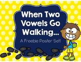When Two Vowels Go Walking