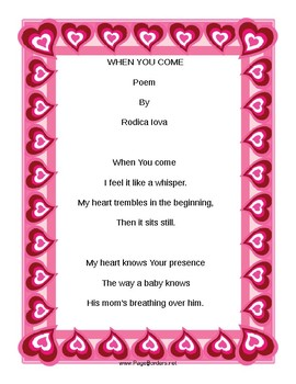 When YOU Come - Poem